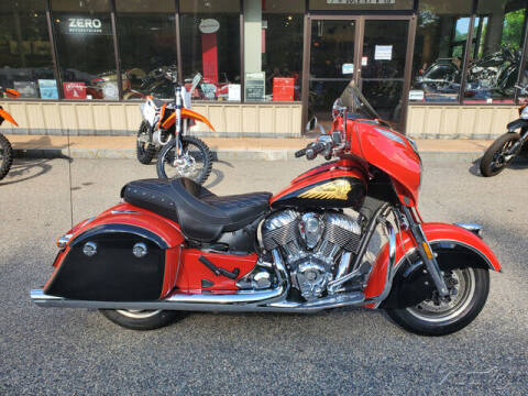 2017 Indian CHIEFTAIN CLASSIC for sale at ROUTE 3A MOTORS INC in North Chelmsford MA