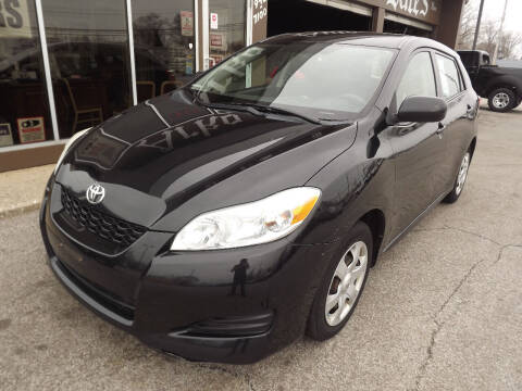 2010 Toyota Matrix for sale at Arko Auto Sales in Eastlake OH