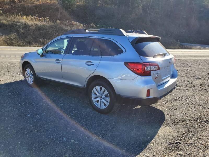 2015 Subaru Outback AWD 2.5i Premium 4dr Wagon - Wellsboro PA