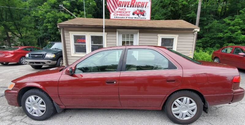 2000 Toyota Camry for sale at DriveRight Autos South York in York PA