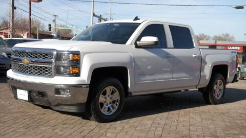 2015 Chevrolet Silverado 1500 for sale at Cars-KC LLC in Overland Park KS