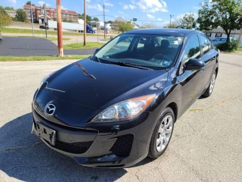 2013 Mazda MAZDA3 for sale at Auto Hub in Grandview MO