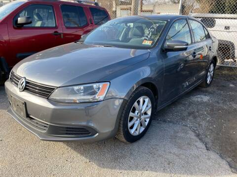 2011 Volkswagen Jetta for sale at Philadelphia Public Auto Auction in Philadelphia PA
