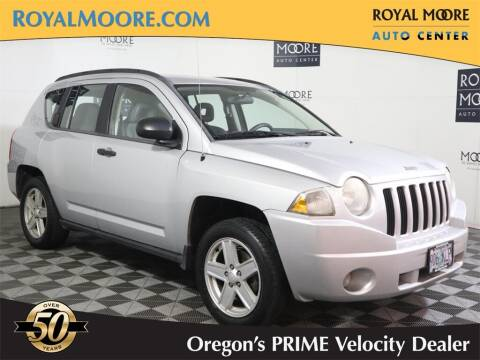 2007 Jeep Compass for sale at Royal Moore Custom Finance in Hillsboro OR