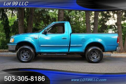 1997 Ford F-150 for sale at LOT 99 LLC in Milwaukie OR