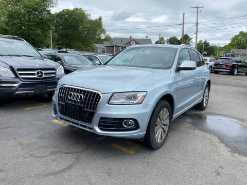 2013 Audi Q5 Hybrid for sale at Top Quality Auto Sales in Westport MA