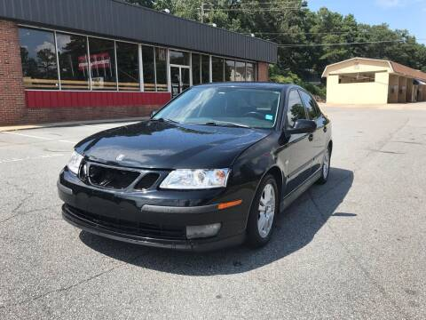 2005 Saab 9-3 for sale at CAR STOP INC in Duluth GA