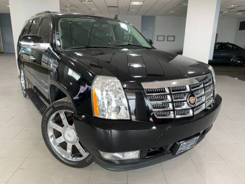 2012 Cadillac Escalade for sale at Auto Mall of Springfield in Springfield IL