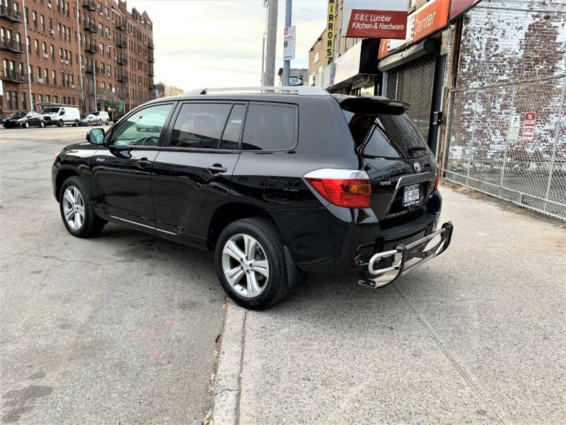 2008 Toyota Highlander for sale at Cars Trader in Brooklyn NY