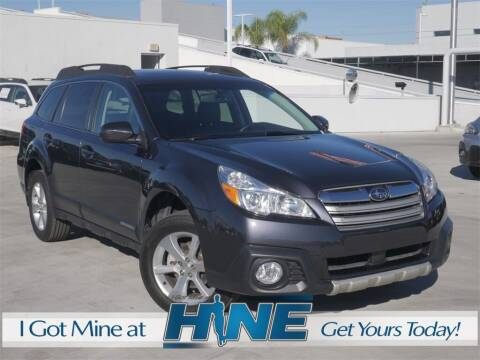 2013 Subaru Outback for sale at John Hine Temecula in Temecula CA