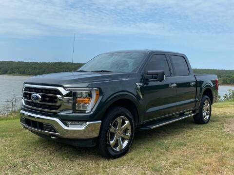 2021 Ford F-150 for sale at TINKER MOTOR COMPANY in Indianola OK