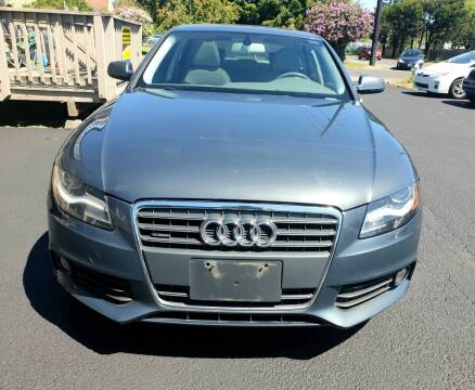 2010 Audi A4 for sale at Life Auto Sales in Tacoma WA