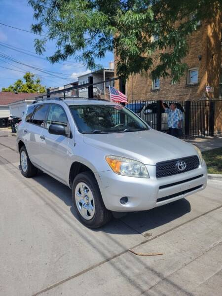 2006 Toyota RAV4 for sale at MACK'S MOTOR SALES in Chicago IL