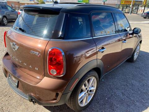2014 MINI Countryman for sale at Auto Click in Tucson AZ
