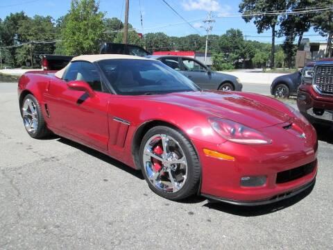 2013 Chevrolet Corvette for sale at FIORE'S AUTO & TRUCK SALES in Shrewsbury MA
