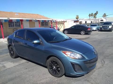 2011 Mazda MAZDA3 for sale at Car Spot in Las Vegas NV