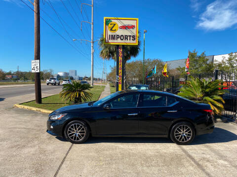 2020 Nissan Altima for sale at A to Z IMPORTS in Metairie LA