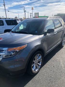 2013 Ford Explorer for sale at BRYANT AUTO SALES in Bryant AR
