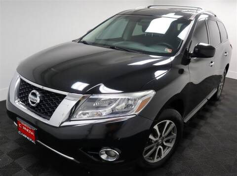 2013 Nissan Pathfinder for sale at CarNova in Stafford VA