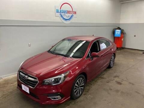 2018 Subaru Legacy for sale at WCG Enterprises in Holliston MA
