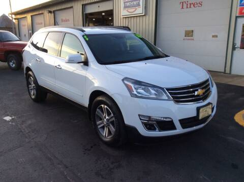2016 Chevrolet Traverse for sale at TRI-STATE AUTO OUTLET CORP in Hokah MN