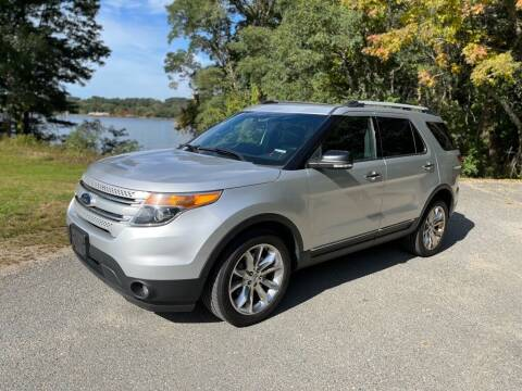 2015 Ford Explorer for sale at Elite Pre-Owned Auto in Peabody MA