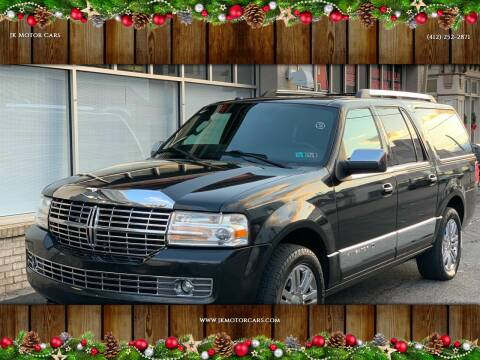2010 Lincoln Navigator L for sale at JK Motor Cars in Pittsburgh PA