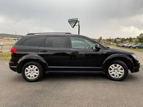 2015 Dodge Journey for sale at Skyway Auto INC in Durango CO