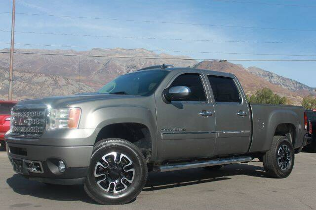 2014 GMC Sierra 3500HD for sale at REVOLUTIONARY AUTO in Lindon UT