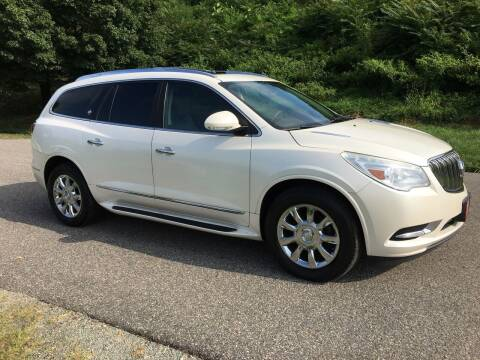 2013 Buick Enclave for sale at Pritchard Auto Sales in Richmond VA