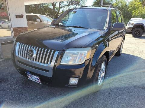 2008 Mercury Mariner for sale at New Wheels in Glendale Heights IL