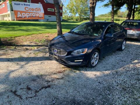 2015 Volvo S60 for sale at Caulfields Family Auto Sales in Bath PA