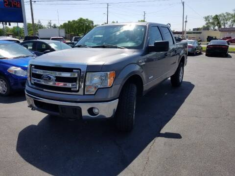 2014 Ford F-150 for sale at Nonstop Motors in Indianapolis IN
