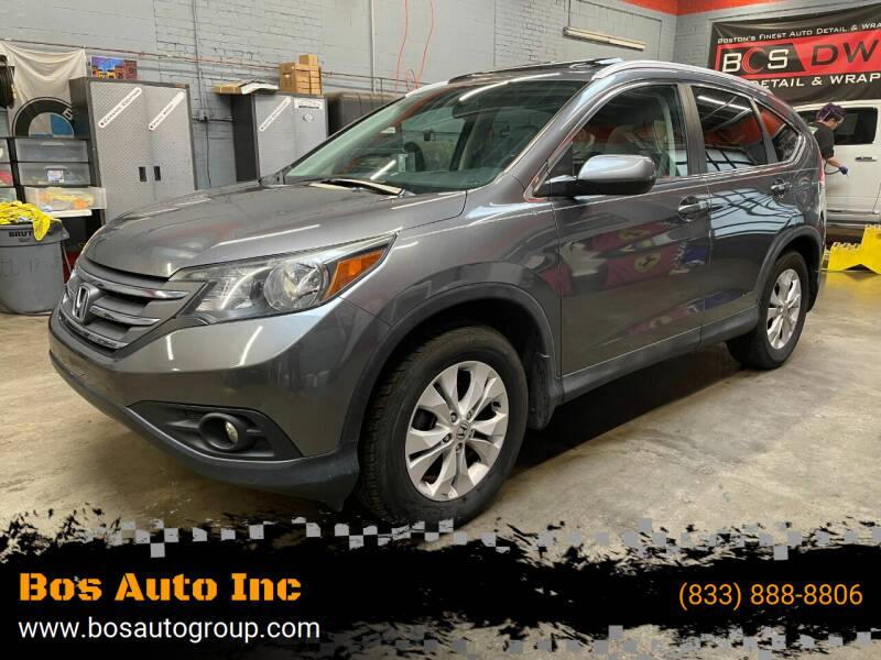 2014 Honda CR-V for sale at Bos Auto Inc in Quincy MA