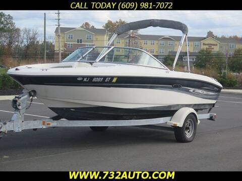 2004 Sea Ray 185 sport for sale at Absolute Auto Solutions in Hamilton NJ