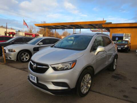 2018 Buick Encore for sale at Nile Auto Sales in Denver CO