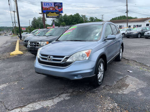2010 Honda CR-V for sale at Credit Connection Auto Sales Dover in Dover PA