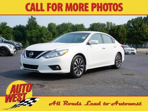 2016 Nissan Altima for sale at Autowest of GR in Grand Rapids MI