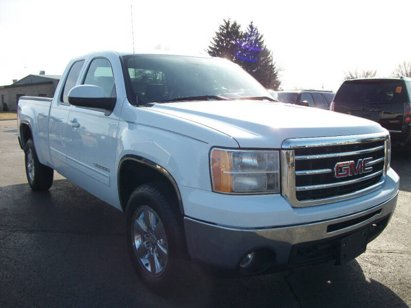 2013 GMC Sierra 1500 for sale at USED CAR FACTORY in Janesville WI