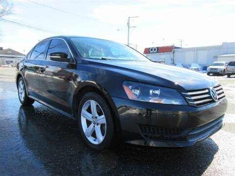 2013 Volkswagen Passat for sale at Cam Automotive LLC in Lancaster PA
