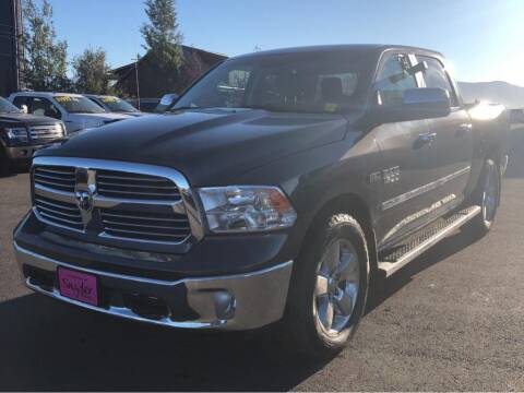 2017 RAM Ram Pickup 1500 for sale at Snyder Motors Inc in Bozeman MT
