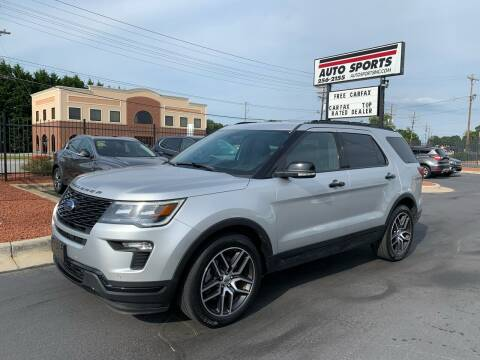 2019 Ford Explorer for sale at Auto Sports in Hickory NC