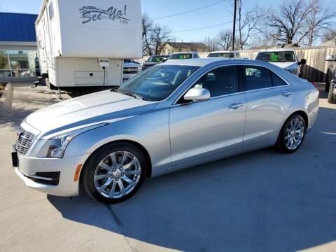 2018 Cadillac ATS for sale at Kell Auto Sales, Inc - Grace Street in Wichita Falls TX