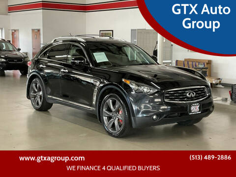 2010 Infiniti FX50 for sale at UNCARRO in West Chester OH