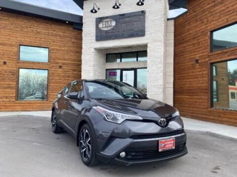 2018 Toyota C-HR for sale at Hamilton Motors in Lehi UT