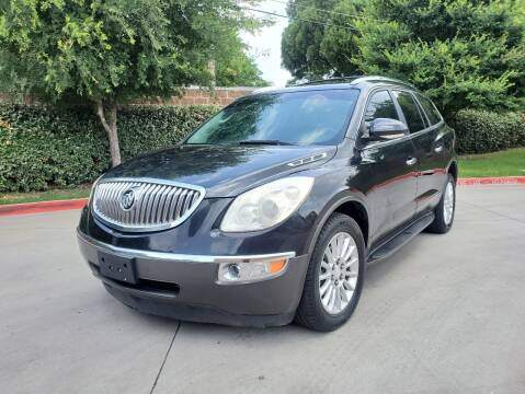 2011 Buick Enclave for sale at International Auto Sales in Garland TX