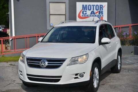 2011 Volkswagen Tiguan for sale at Motor Car Concepts II - Kirkman Location in Orlando FL