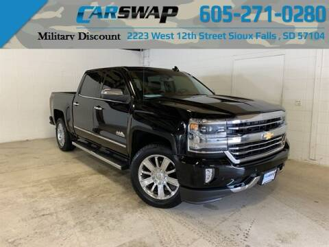 2016 Chevrolet Silverado 1500 for sale at CarSwap in Sioux Falls SD