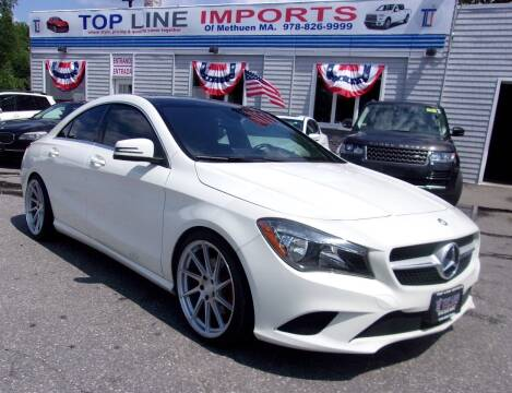 2014 Mercedes-Benz CLA for sale at Top Line Import in Haverhill MA