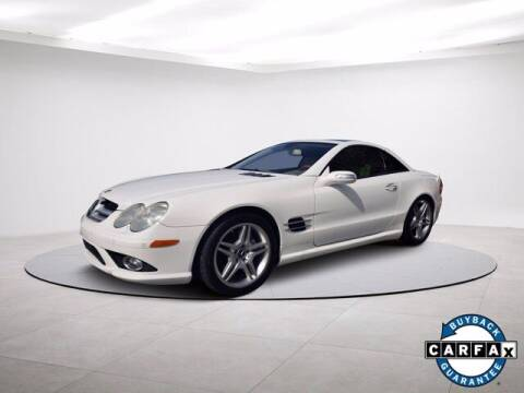 2007 Mercedes-Benz SL-Class for sale at Carma Auto Group in Duluth GA
